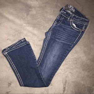 NWOT Paisley Sky Bootcut Jeans